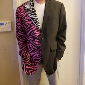 Handmade two face blazer great for Cosplay/Halloween